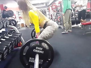 my god!!! fitness hot Ass hot CAMELTOE 3
