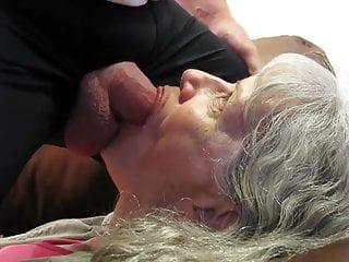 Granny Loves Cum #2