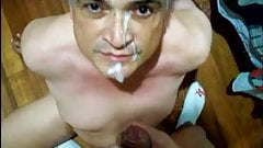 Blowjob and Cumshower