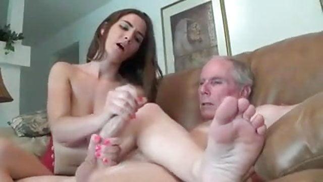 amateur gay old man handjob