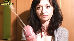 Maya femdom edging, ruined orgasm and postorgasm torture