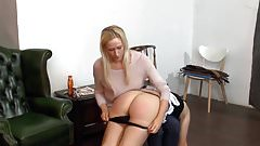 Apologise, michelle amateur bbw spanking for