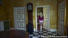 Brazzers - Teens Like It Big - Candee Licious Chris Diamond