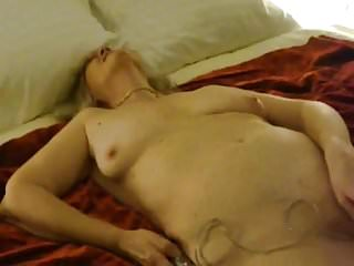 slut wife sue palmer gets fucked after getting herself off