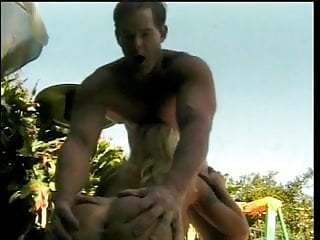 Hung stud gets amazing head from hot blonde coed