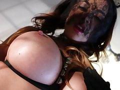 Sexy buttplug tease with Mia Lelani