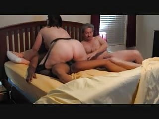 Short Amateur Interracial 05 - Cuckold, wife and a friend