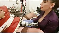Madame C's clit reduction therapy for Angelica pt2