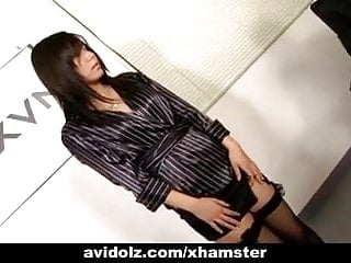 Preview 1 of Japanese office lady fucked hard uncensored