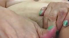 Filipina Granny Pussy 2
