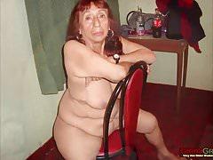 LatinaGrannY Chubby Amateur Latin Granny Slideshow