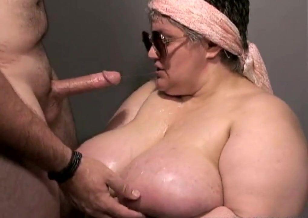 Wife displays naked husband