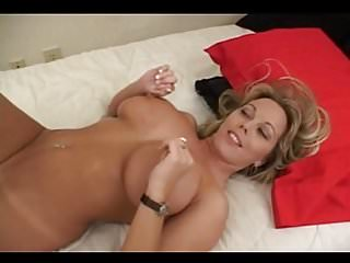 Blonde Big Tits Milf Fucks Good Mc