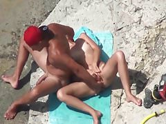 Beach - just having sex at the beach 14