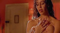 Rochelle Swanson Nude Sex Scene In On The Border Movie