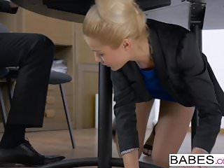 Office Obsession - Handy PresentationstarringKai Taylor