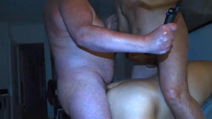 Threesome with Actbcn a buddy from Xhamster