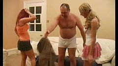 daddy cumming for girls