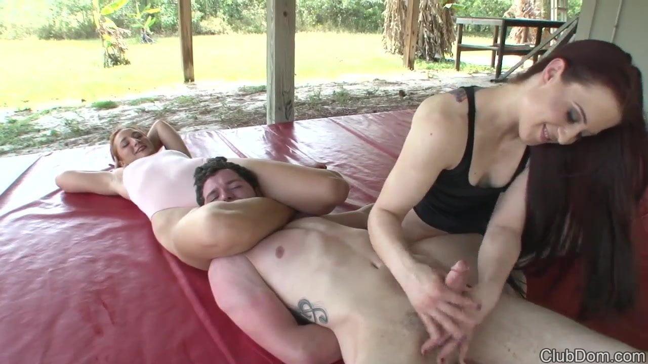 Cheyenne And Amadahy Mixed Wrestling 2, Porn 2B Xhamster-6403