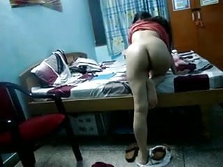Girl Fucked Standing Position