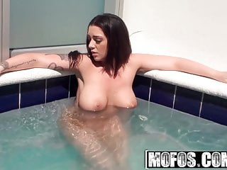 Latina Sex Tapes - Melina Mason - Busty And Horny - MOFOS