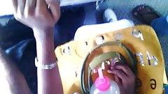 sri lankan school girl pink