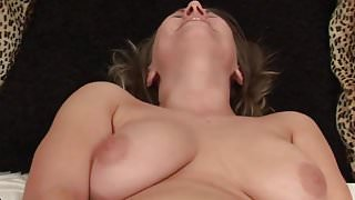 Kinky MILF Playing With Her Pussy