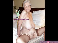 ILoveGrannY Chubby Grandma Picture Previews Video