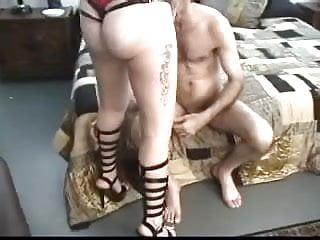 Mistress Crimson Fucking Slave