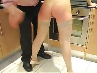 My Cheeky Little Bottom Loves To Be Spanked