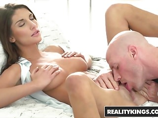RealityKings - HD Love - August Ames Johnny Sins - August Fa