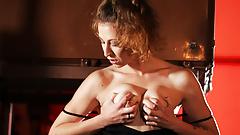 Emylia Argan - In the basement CzechCheeks.com