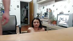 Couple live show on chat