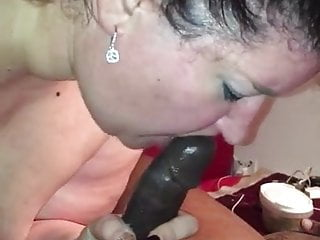 His cock turns me into a COCK SUCKING ANIMAL!