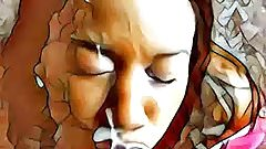 Facial Art 32
