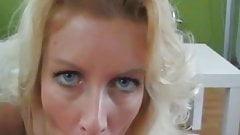Dutch MILF BlondeIs Horny