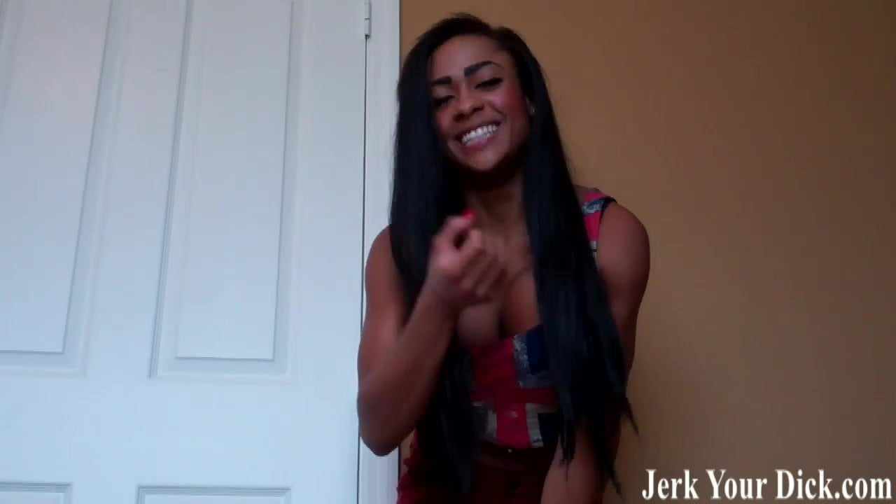 I want you to jerk your cock JOI