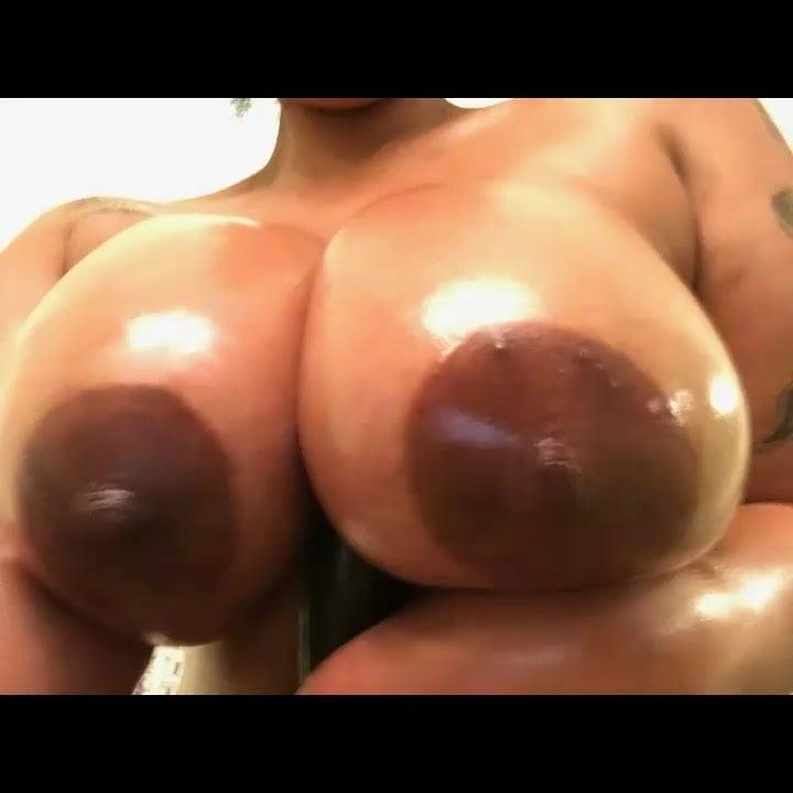 Big Ebony Tits Compilation