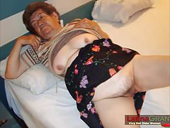 LatinaGrannY Amateur Pictures Showing Old Nudes