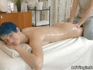 An unexpected fuck with a massage!