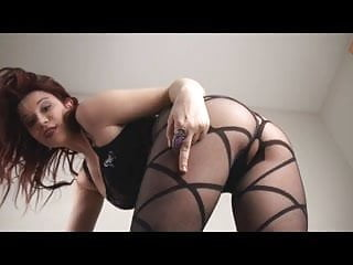 Sarah Blake Body Stocking Humiliation