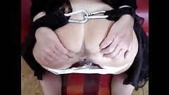 Anal fucked milf slave