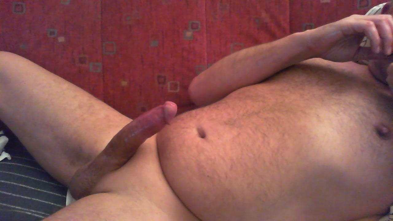 Wanking with Porn and Dildo until i cum