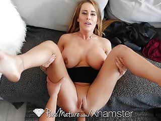 Stepmom anal pounded by loser son