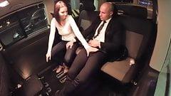VIP SEX VAULT - Cheating Antonia Sainz Bangs With The Driver