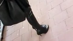 out shopping in boots