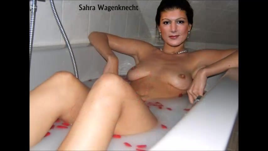 Wagenknecht Nackt