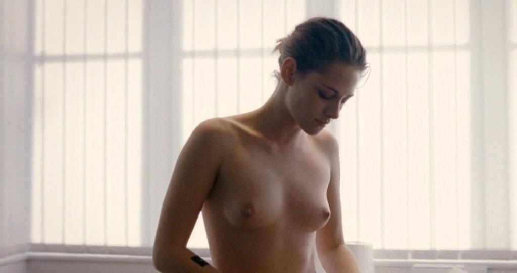 Kristen Stewart Nude Boobs In Personal Shopper