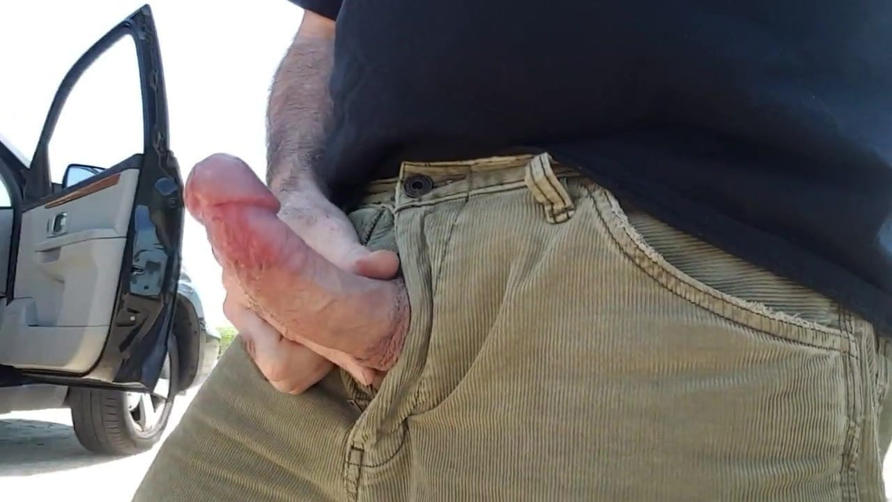 Urinal jerk off