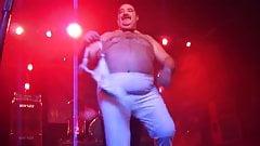 gordo stripper argentino